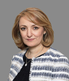 Setarah Mortazavi Clinic Manager