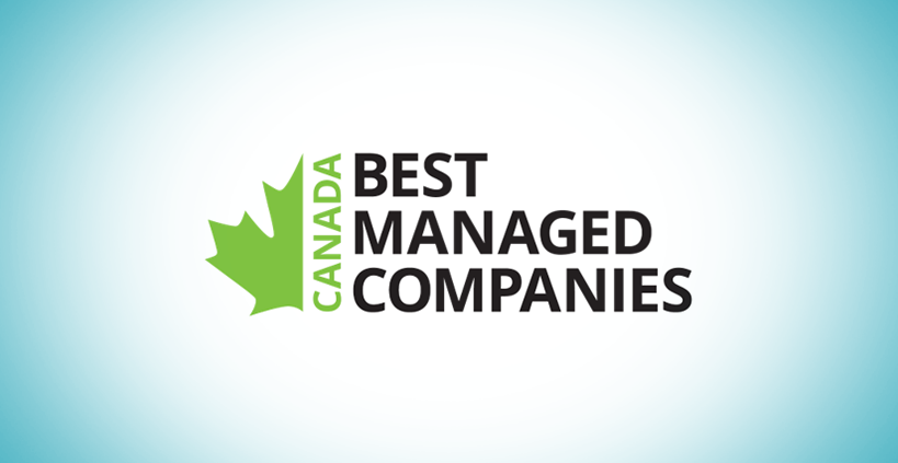 Best Managed Companies Logo