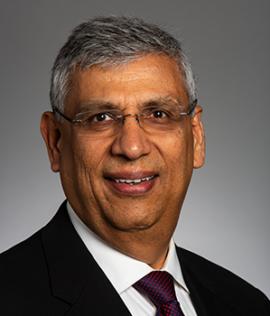 Suresh Madan Headshot